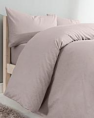 S-Soft Flannelette Cotton Duvet Cover