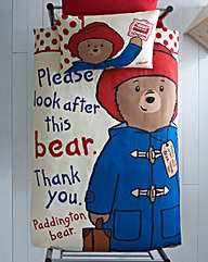 Paddington Personalised Duvet Set