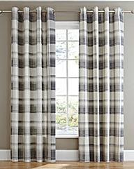 Balmoral Lined Eyelet Curtains