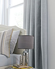 Rathmore Check Thermal Lined Curtains