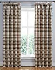 Chicago Pencil Pleat Lined Curtain
