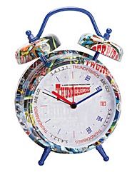 Thunderbirds Alarm Clock