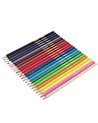 Colouring Pencils Set of 22 Personalised