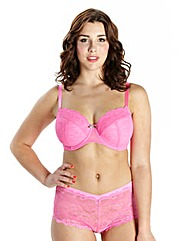 2 Pack Wired Balcony Pink Blue Katy Bras