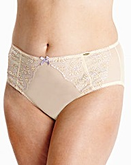 Splendour Low Rise Peach Briefs