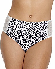Simply Yours Animal Print Briefs