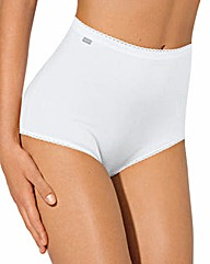 Playtex Cherish 6Pk Maxi Briefs