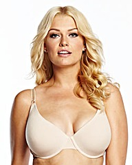 2 Pack Wired T-Shirt Natural White Bras