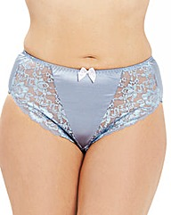 2 Pack Ella Peach/Blue Briefs