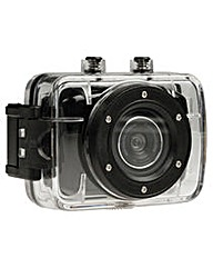 Camlink CL-AC10 720p HD Action Camcorder