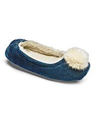Heavenly Soles Ballerina Slippers