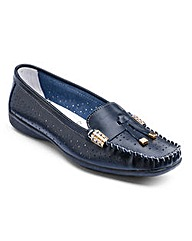Lifestyle by Cushion-walk Loafers EEE