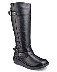 Heavenly Soles High Leg Boots E Fit