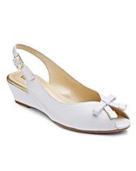Van Dal Slingback Shoe E Fit