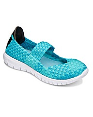 Foot Therapy Leisure Shoes Wide E/EE Fit