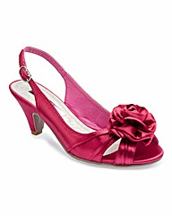JOANNA HOPE Slingback Shoes E Fit