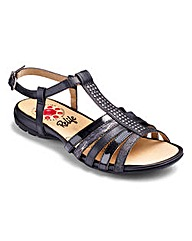 Relife Strappy Sandals E Fit