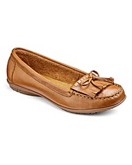 Hush Puppies Loafer Shoes Standard D Fit