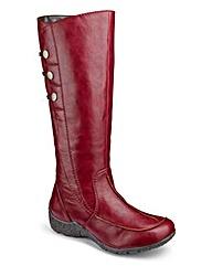 Brevitt Boots E Fit Curvy Calf