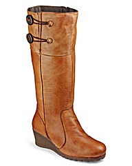 Lotus High Leg Boots EEE Fit Standard