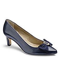 Van Dal Bow Detail Court Shoes E Fit
