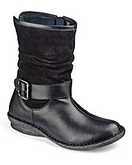 Brevitt Ankle Boots E Fit