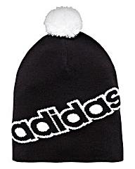 adidas Linear Pom Beanie Hat