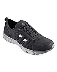 Cushion Walk Lace Trainer Standard Fit