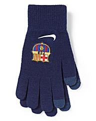 Nike Barcelona FC Gloves