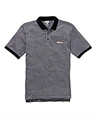 Ellesse Twist Yarn Polo Shirt