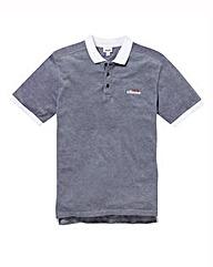 Ellesse Twist Yarn Polo Shirt
