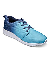 JCM Sports Colourfade Trainer Extra Wide