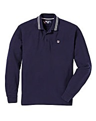 Fila Ace Long Sleeved Polo Reg
