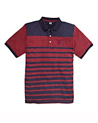 Admiral Polo Striped Polo Shirt Long