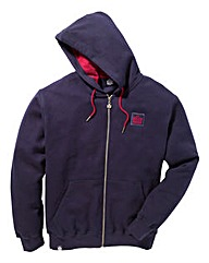 Admiral Hooded Top Long