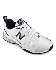 New Balance Mens MX624 Trainers Wide