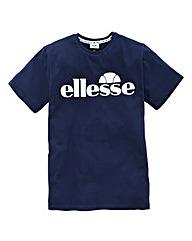 Ellesse Navy Presentation T-Shirt