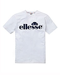Ellesse White Presentation T-Shirt