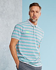 Canterbury Stripe Polo