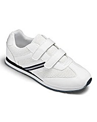 JCM Sport Touch & Close Trainers Std Fit