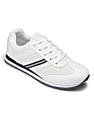JCM Sport Lace-Up Trainers Std Fit