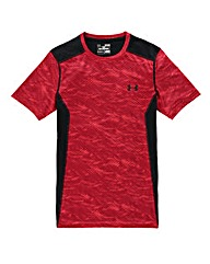 Under Armour Red Raid T-Shirt