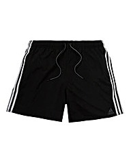 adidas 3 Stripe Swim Shorts