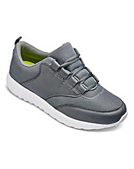 JCM Sports Lace Up Trainers Std