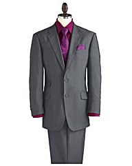 WILLIAMS & BROWN 2 Button Suit 33in Leg