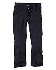 Jacamo Navy Modern Chinos 35 Inches
