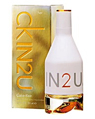 CKin2U Her 100ml EDT