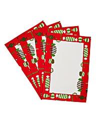 Christmas Treats 4 place mats Coasters