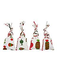 Christmas Treats Gift Bags