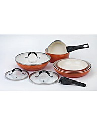 Russell Hobbs 11 Piece Versa Pan Set